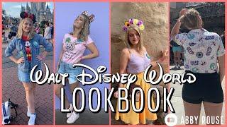 Disney World Lookbook ~ A Week In Disney Outfits