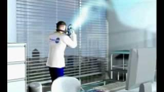 Генератор холодного тумана Шторм Storm 7 литров от компании ООО Вита-проф (ИП Гузаиров И. Р.) - видео 2