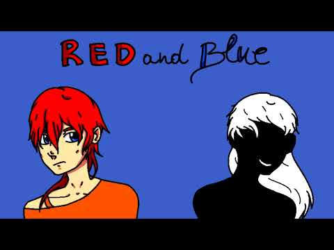 【Hatsune Miku English】Red and Blue【Original song】