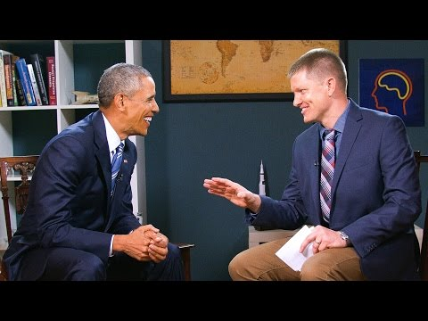 Co mě naučil prezident Obama