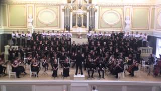 Smith College Alumnae Chorus - Beethoven Mass in C - Dona Nobis