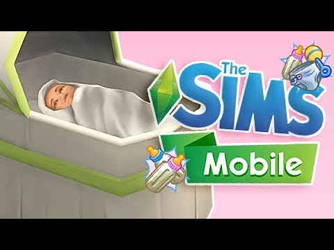 HAVING A BABY 🍼👶 | THE SIMS MOBILE