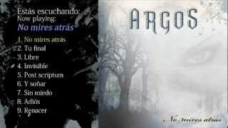 Argos - No mires atrás