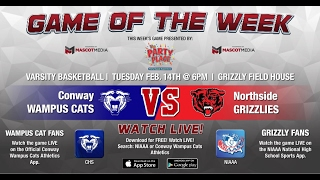 GOTW: GBKB - Conway at Northside 02-14-17