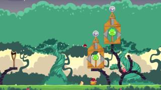 Angry Birds Friends: Pig Tales episode & Easter Egg Hunt