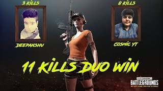 11 Frags Duo Win!