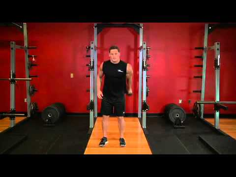 Bottoms-Up Clean From The Hang Position