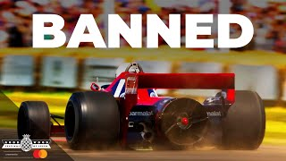 8 banned racing cars at Goodwood | Festival of Speed