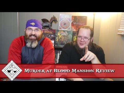 2 Beards: Murder at Blood Mansion Review