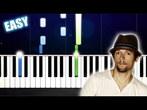 Jason Mraz - I'm Yours - EASY Piano Tutorial by PlutaX