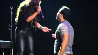 La Guerra, Romeo santos, Chile 2012 (Movistar arena)