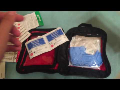 Walmart First Aid Kit Review