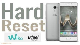 Hard Reset Wiko U Feel Prime | Factory Reset