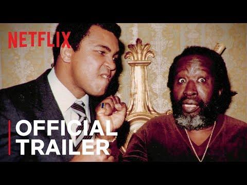 The Black Godfather (Trailer)