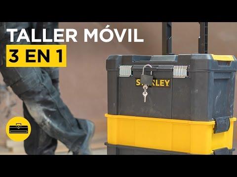 Caja de herramientas con ruedas - STANLEY