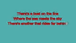 Barry Manilow Ships [karaoke]