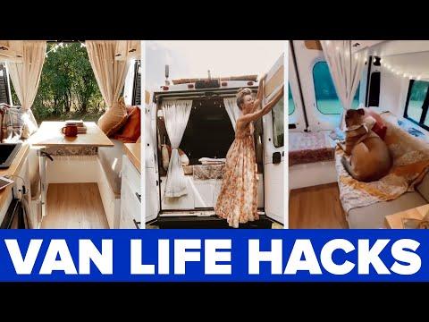 Van Life Hacks