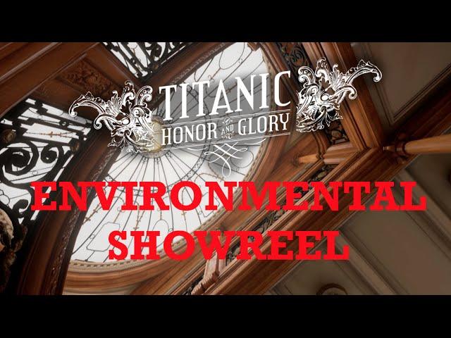 Каждый сантиметр «Титаника» теперь можно исследовать в виртуальной реальности