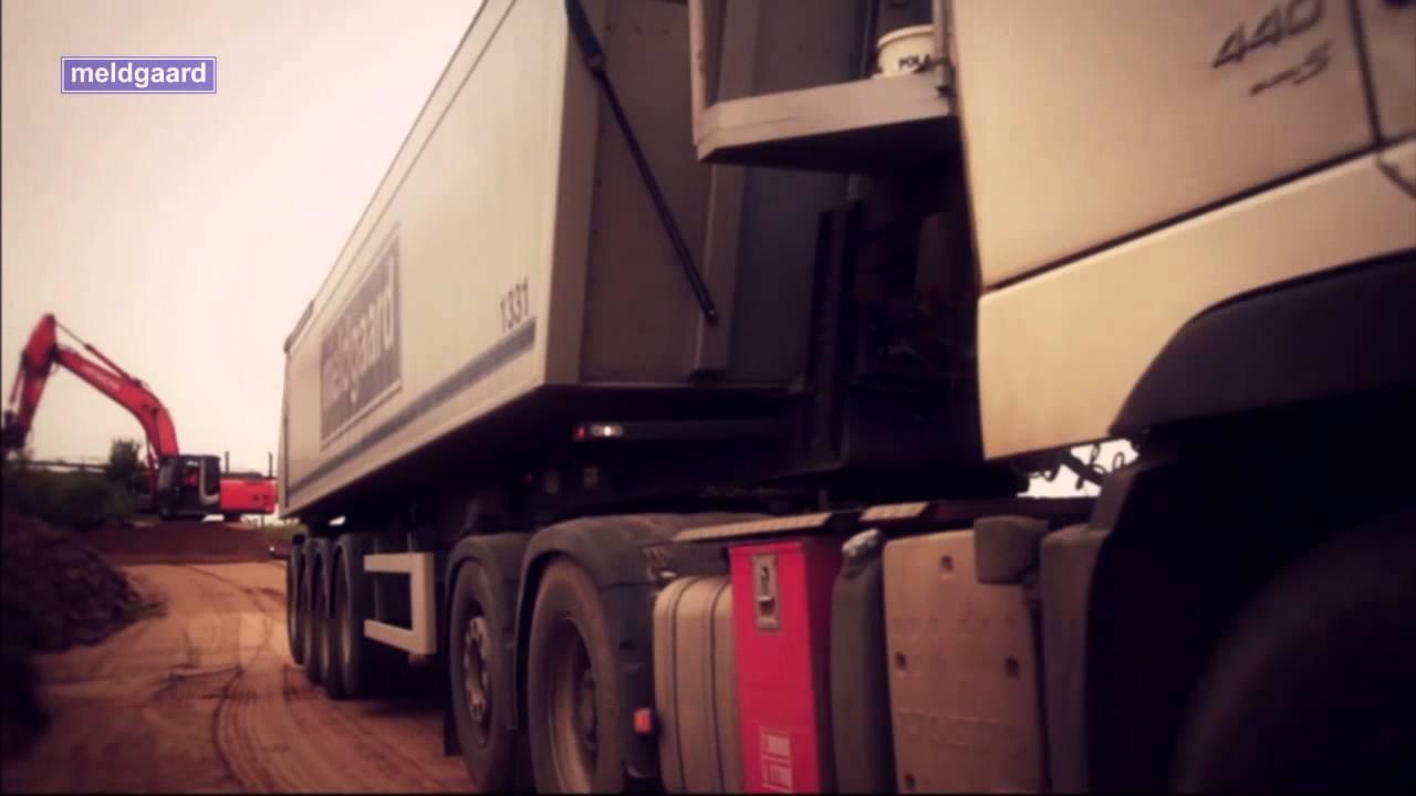 Meldgaard Transport / Lastbiler og transportopgaver / Profilfilm