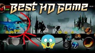 StickMan Legend - Shadow War (2021)*HD*|| Gameplay || #PaidGames #Games #Shadow games|| Best HD Game