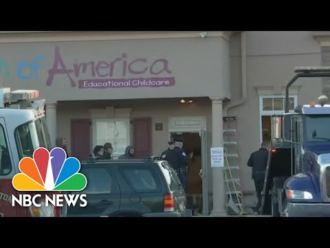 Car Crashes Into Pennsylvania Day Care, Injuring 4 Children | NBC Nightly News