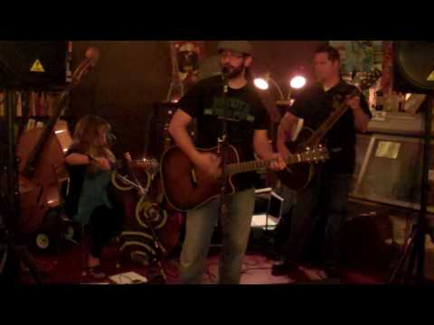 Brandon Ruck - Whirlpool - Live at The Globe Coffee Lounge