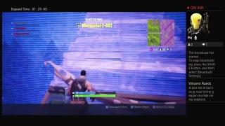 Fortnite High Explosive Ft. Vincent Alex Laatse Stream Van 2017