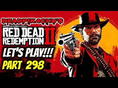 Let's Play Red Dead Online   deadPik4chU's Live Stream Part 298