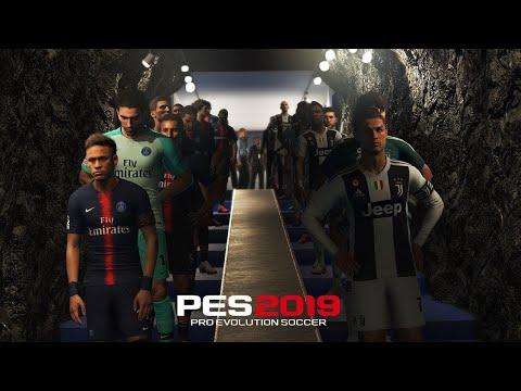 Download Pes 2019 Juventus Vs Paris Saint Germain Gameplay Hd Ps4