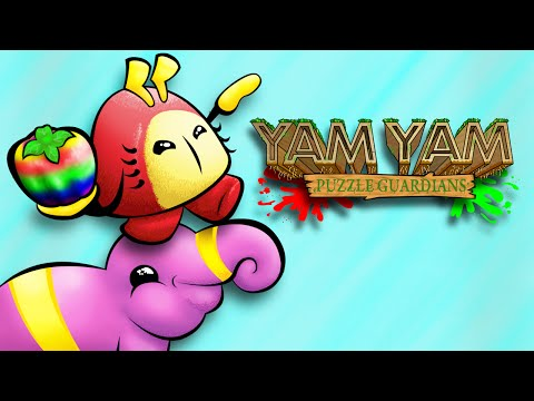 Video of Yam Yam: Puzzle Guardians