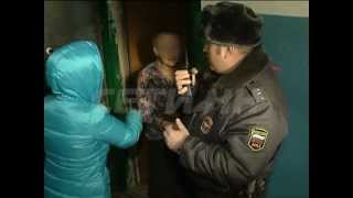 Бабушка-агрессор нападает на соседей