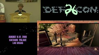 DEF CON 26 PACKET HACKING VILLAGE - Caleb Madrigal - Mapping Wi Fi Networks and Triggering
