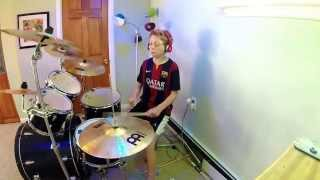 Drum Cover - Shake a Leg - AC⚡️DC