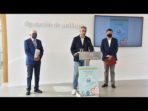 Presentación de la campaña solidaria