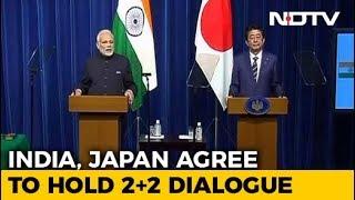 India Japan agreement Japan sign  75 billion