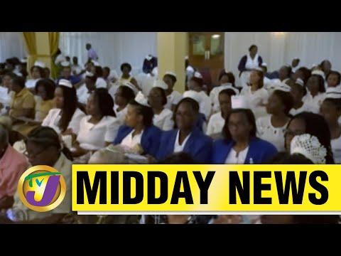 Jamaica's Twin Threat Covid 19 & Fleeing Nurses March 3 2021