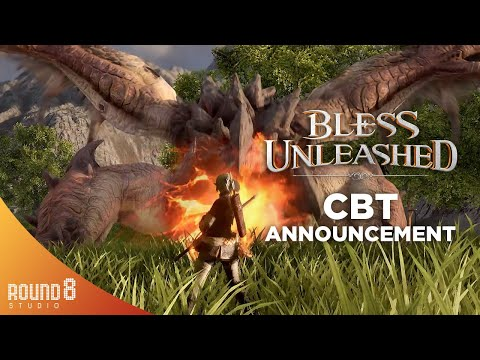 Bless Unleashed PC Beta Starts November 4th