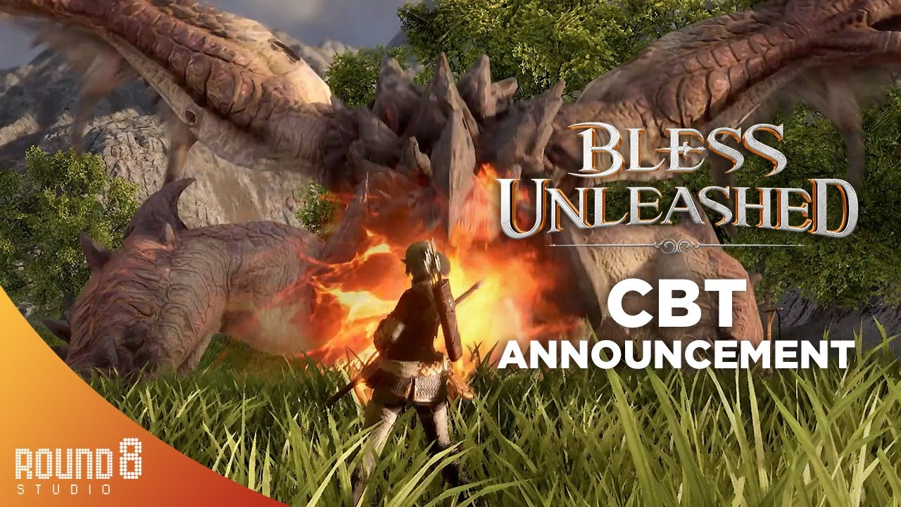 La Beta su PC di Bless Unleashed arrivera' il 4 Novembre