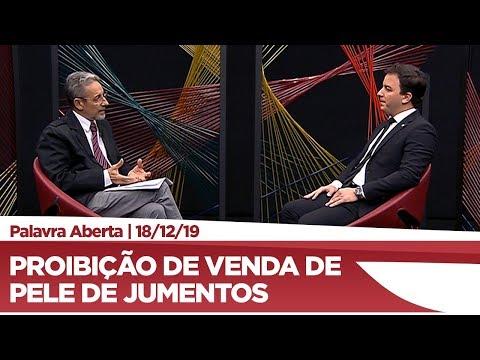 Célio Studart defende que venda da pele de jumento seja proibida