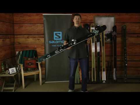 Salomon QST LUX 92 Skis 2020