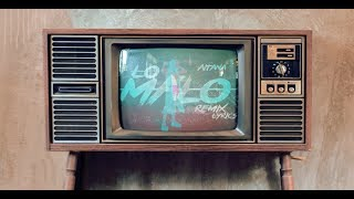 🎵 Lo Malo Remix🎵 Aitana, Ana Guerra  Ft Greeicy, TINI Video Lyrics