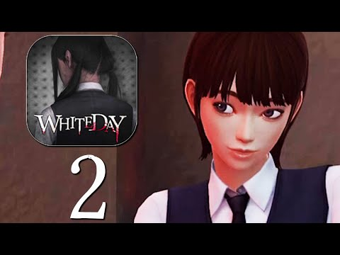 White Day Remake (iOS/Android) [Part 2] - THE SCRATCHING GHOST