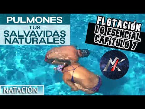 APRENDER A NADAR 1x02 (3/5): Flotación (Posición Medusa)