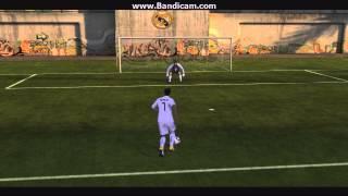 FIFA 11 Финты на Клавиатуре