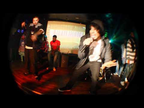 "Jinx Shame - ""They Talkin"" Live In Atlanta"