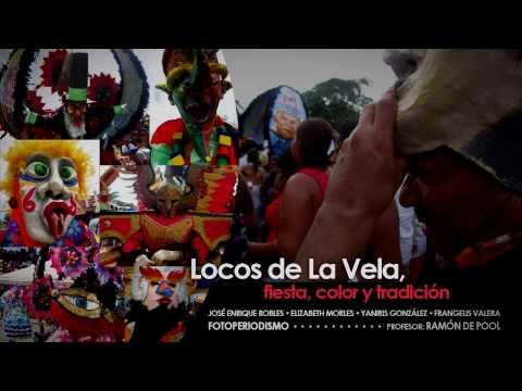 Ensayo fotográfico Locos de La Vela - Fotoperiodismo