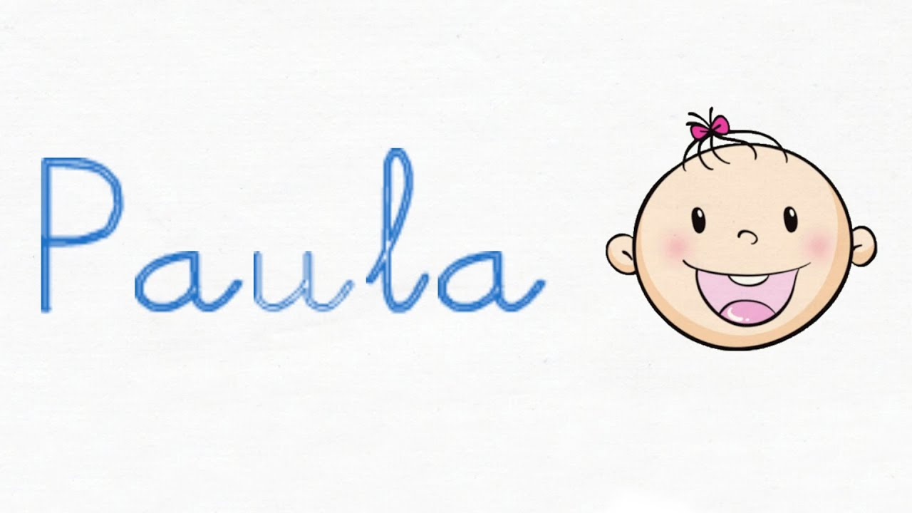 Paula - Significado del nombre Paula