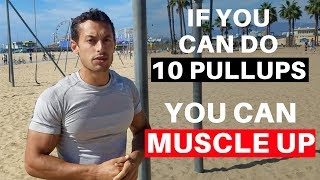 How to Muscle Up (Full Tutorial)