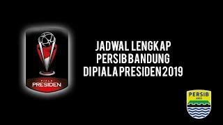Jadwal Lengkap Persib Bandung di Piala Presiden 2019, Maung Bandung Akan Berhadapan dengan Bajul Ijo
