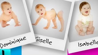 French Baby Names Taking Over America